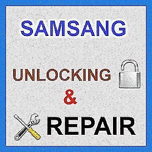 SAMSUNG S8 S7 S6 S5 S4 S3 NOTE 3 4 5/IPHONE 5 6 7 INSTANT UNLOCK