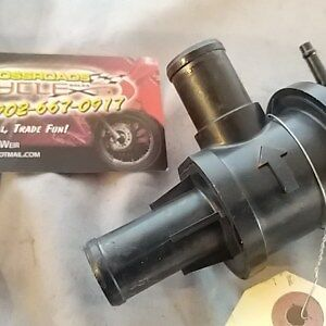 2011 Arctic Cat Z1 Turbo Air Bypass Control Valve