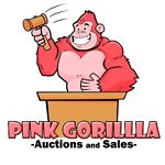 Pink Gorilla Auctions and Sales