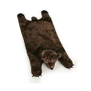 bear skin rug ebay. Black Bedroom Furniture Sets. Home Design Ideas