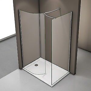 Curved Shower screens