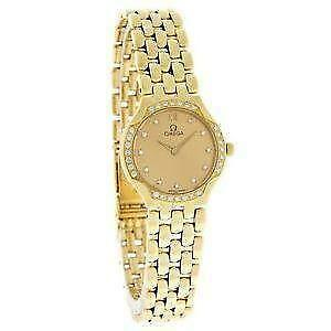 omega deville watches new used luxury omega deville gold watches