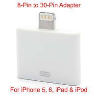 30 Pin to 8 Pin For iPhone 5, 6 to iPhone 4, 4S Adapter/Dock