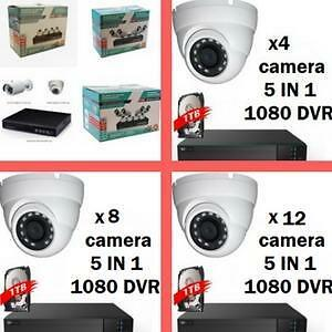 Weekly Promo!  High Quality CCTV Security Camera Combo,   CCTV Security Camera Kit, from $350 and up.