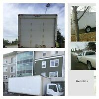 MOVING DELIVERY, JUNK REMOVAL $40 AND UP 403 903 0860