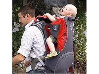 Littlelife S2 kids carry backpack