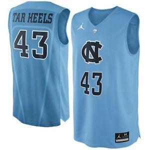 north carolina jersey basketball