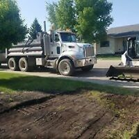 Bobcat, Hauling and Landscaping