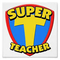 Certified teacher available for tutoring
