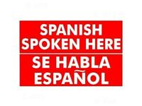 Spanish based on fun and creativity tuitions / South West London/ Kingston