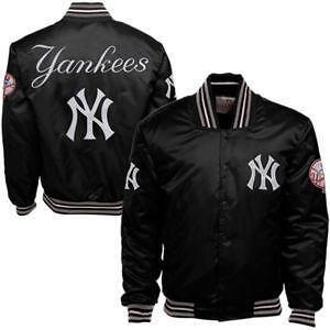 Yankees jacket ebay yankees satin jacket gumiabroncs Choice Image