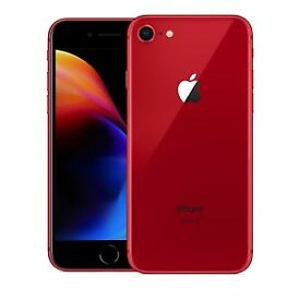 I. Phone 8 limited edition red