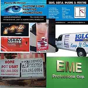 WINTER SPECIAL: TELESCOPIC BANNERS, BANNER STANDS,  ETC
