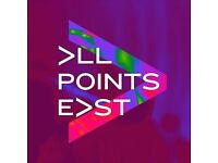 All points east tickets Sunday