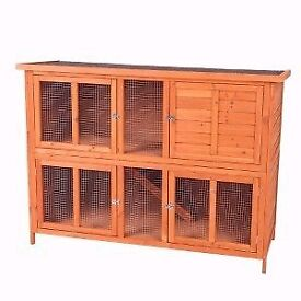 Pets at Home Bluebell Hideaway Rabbit Hutch