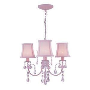 Pink chandelier ebay pink chandelier light mozeypictures Gallery