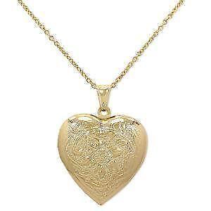 Locket pendant ebay heart locket pendant aloadofball Images