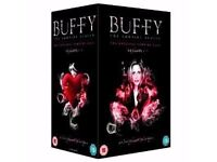 New and sealed complete Buffy boxset dvd