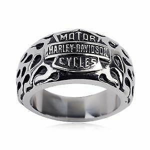 Womens Harley ring size 7