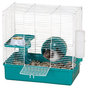 Good size hamster cage