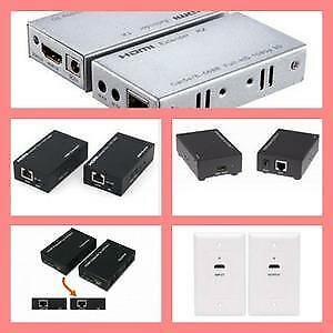 Weekly Promotion ! HDMI extender by single cat5e/6, starts from $54.99