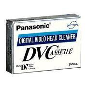 Mini DV Tape Cleaner