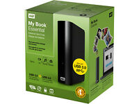 WD 3TB My Book Hard Drive USB 3