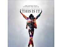 Michael Jackson – This Is It : 4 × Vinyl, LP,Compilation Box Set, Limited Edition