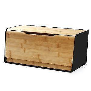 Wooden Bread Bo