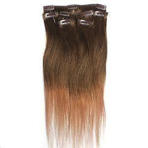 Clip in human hair extensions ebay clip in human hair extensions ombre pmusecretfo Images