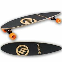 Brand New Sealed Method Pintail 42 Longboard