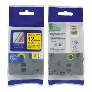 Brother TZ-FX631, TZE-FX 231 Compatible Label Tapes