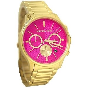 MONTRE Michael Kors Womens Bailey Wrist Watches ROSE