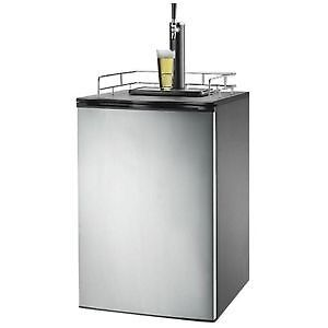 Fridge Beer Keg Dispenser