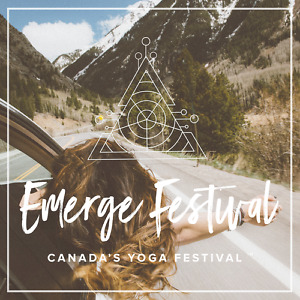 Emerge Yoga Festival 4-day Glamping and Festival Pass