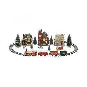 christmas village house set
