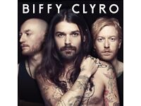 SOLD OUT Biffy Clyro, Bellahouston Park, Saturday 27th September 2016