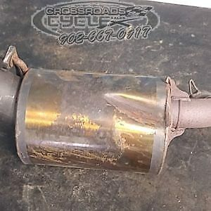 2010 Polaris 600 PRO-RIDE RUSH Muffler Can
