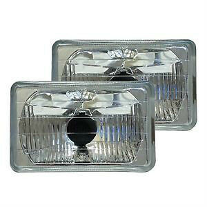 "Sealed Beam Headlight conversion Kit to H4 bulb 4""x6"" Brand New"