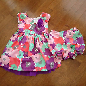 BRAND NEW - Newberry Dress 2T (bought $59.99, asking ONLY $15!)