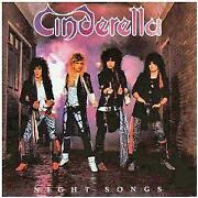 Cinderella Night Songs CD