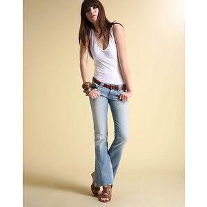 Wrangler Megan Low Rise Pocket Detail Light Bootcut Jeans