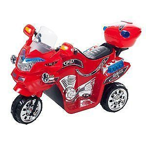 Brand New Electric battery powered 3 wheeler kid bike AGE (2-8)Y