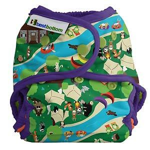 Best Bottom cloth diaper starter pack! Kingston Kingston Area image 7