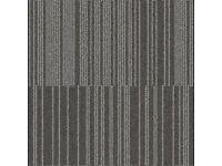 98m2 High Rise - Diagram Carpet Tiles by Interface