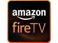 Amazon Fire stick unlocking £20