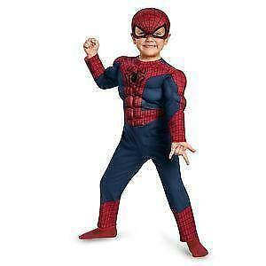 Toddler Spiderman Costumes 44e6ca6d76962