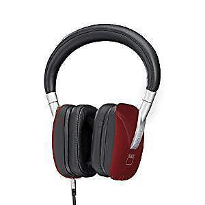 NAD Over-ear Passive Headphones (RED) NEW IN BOX