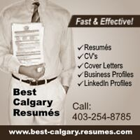 Best Calgary Resumés - Free Reference Page
