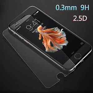 IPHONE 6 AND 6S TEMPARED GLASS PROTETORS & FREE CASE